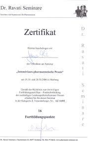 Thilo Jansen - - Apotheke am Neumarkt - 1022425_zertifikat