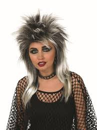 80 s glam wig 12