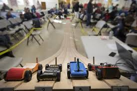 Photos Annual Cub Scout Pinewood Derby The Boston Globe