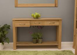 oak hall console table. Flowy Oak Console Tables Hall F45 In Stunning Home Interior Design Ideas With Table L
