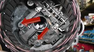 mitsubishi alternator repair brush change fits pajero kia mitsubishi alternator repair brush change fits pajero kia pegeot and many more