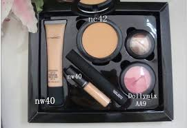 mac makeup whole kit