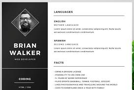 Illustrator Resume Templates Mesmerizing 28 Free Resume Templates 28 Professional 28% Free