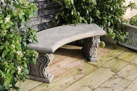 curved bench seat dragonstone
