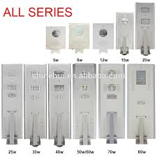 5 years warranty new integrated all in one solar pv led street light for algeria