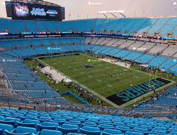 Carolina Panthers Tickets Seating Chart Bank Of America Stadium Section 534 Seat Views Seatgeek
