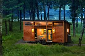 Small Picture The Magic of Mobile Tiny Homes