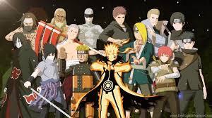 Naruto All Characters Wallpaper Phone ...
