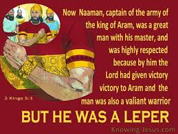 21 Bible verses about Leprosy