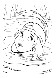 Coloring Pages Peter Pan Gifs Pnggif