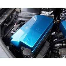 camaro 2010 engine dress up c6 corvette performance 2010 2014 camaro body color painted fuse box cover v6 only