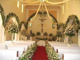 Church Decoration Designs