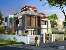 Small Picture 21 Modern Home Designs Plans India 2200 Sq Ft Modern Villa