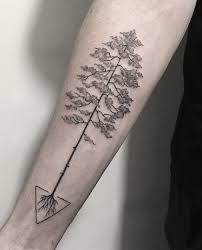 тату дерево идеи тату с деревьями для мужчин и женщин