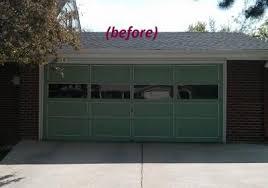 cascade garage doorInsulated Steel  Traditional Style  Small Squares  Garage Door