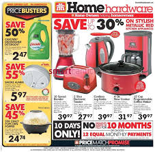 Home Hardware Kitchen Appliances Home Hardware Flyer Oct 17 To 27