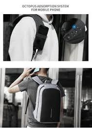 <b>Men's</b> Backpack Fashion Multifunction USB Charging Men <b>15inch</b> ...