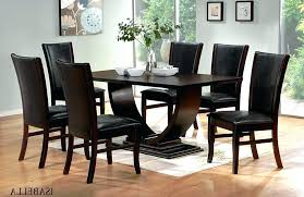 wooden dining table chairs designs