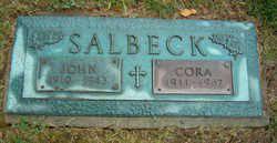 Cora Hickman Salbeck (1911-1962) - Find A Grave Memorial