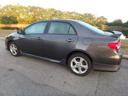 2012 Used Toyota Corolla 4dr Sedan Automatic S at Central Florida ...