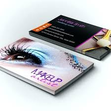 best business card templates images on makeup artist cards free actual glitter
