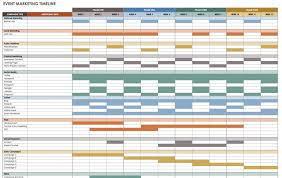 events timeline template free blank timeline templates smartsheet