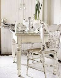 distressed white dining room furniture. 39 beautiful shabby chic dining room design ideas | digsdigs distressed white furniture l