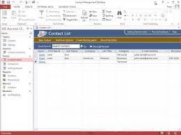 Access 2013 Templates Microsoft Access 2013 Templates Microsoft Access 2013 Templates