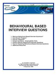 bei sample q job interview interview