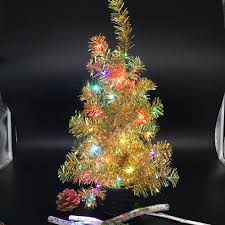 Mini Christmas Tree With Lights And Decorations High Quality Indoor Christmas Tree With Led Lights Outdoor Mini Artificial Silver Red Gold Christmas Trees Decoration For Sale Buy Mini Christmas