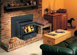 fireplace insert with blower wood mantel electric warm air room heater artificial led optical flame decoration