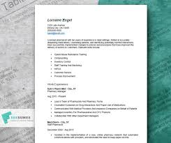 Pharmacist Resume Sample For A Compelling Job Application
