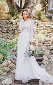 modest wedding dresses on a budget temple square