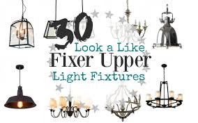 Farmhouse Style Lighting Shotgun House Fixer Upper Get The Look The Weathered Fox
