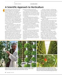 A Scientific Approach to Horticulture   Eden Green Technology