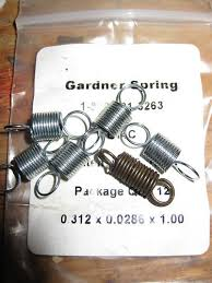picture of replace the latch spring