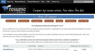 Resume Service Reviews Resume Service Review Com