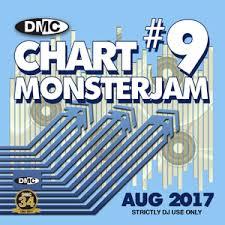 Va Dmc Chart Monsterjam Volume 9 Best Of August 2017