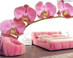Pink Wallpaper For Bedrooms Is It Really A Wallpaper Renomania