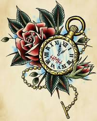 Pin By Linda Chairez On Art Watch Tattoos Rose Tattoos Pocket