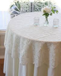 best best 25 lace tablecloth wedding ideas on wedding with sheer round tablecloths remodel
