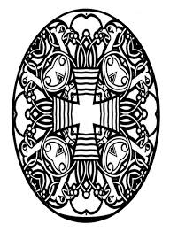 Small Picture Easter egg coloring pages twopartswhimsicalonepartpeculiar