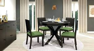 round dining room table and chairs. Round Dining Table With Chairs Dinner For 4 Set Mahogany Room And E