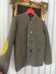 Ny Hilda Henry jacka kavaj blazer valkad ull st.. (386409171) ᐈ Köp på  Tradera