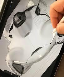 Ipad Design Sketch Ipad Sketching By Akos_szaz Car Design Sketch Truck