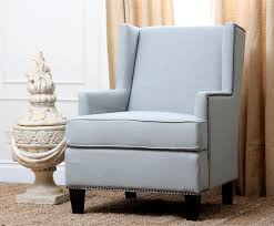 interesting light blue accent chair with light blue accent chair facil furniture