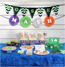 Birthday Parties On The Outer Banks October Themes