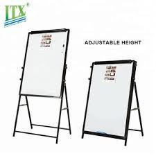 Magnetic Flip Chart Good Stable School Office Retractable Four Feet Bracket Magnetic Flip Chart Board With Stand Price Buy Flip Chart Board With Stand Price Magnetic