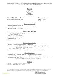 Resume Template For A Student And Famous Gpa In Resume Sample
