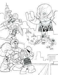 Marvel Comic Coloring Pages Marvel Superheroes Coloring Pages Marvel